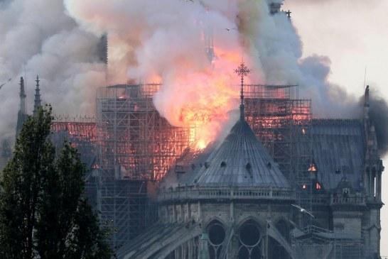 Profanan una docena de iglesias en Francia en la última semana