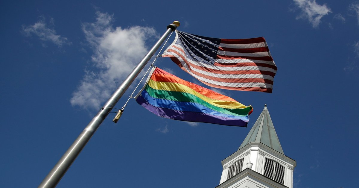 Metodistas unidos se inclinan hacia la ruptura de las políticas LGBT
