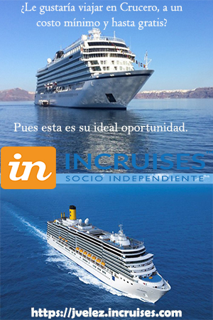 J Velez InCruise
