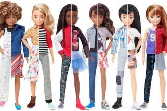 Conoce a la muñeca de género neutro, de los creadores de Barbie