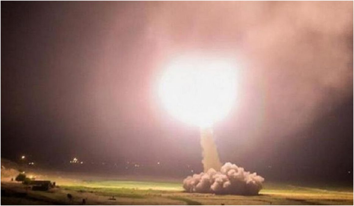 Irán ataca con misiles bases estadounidenses en Irak sin dejar víctimas