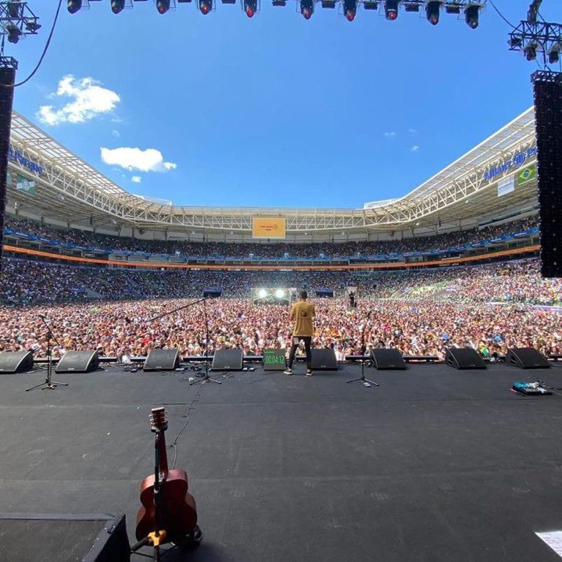 140 mil personas exaltaron a Jesús en mega evento en Brasil