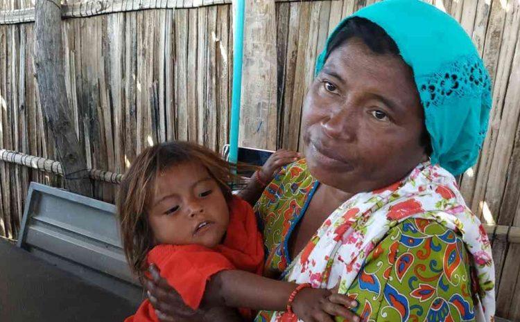 """La hambruna y la sed nos van a matar primero que el coronavirus"""" : indígenas wayú de la alta Guajira"""