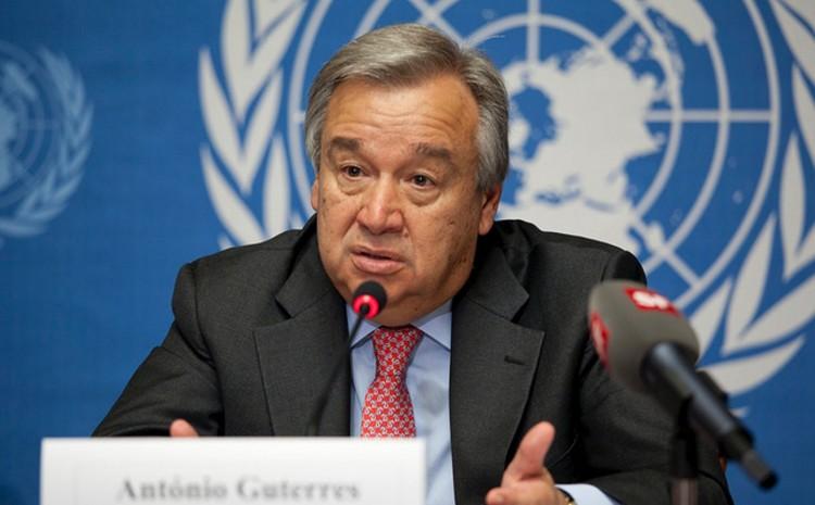 Secretario general de la ONU afirma que es necesario un «gobierno global» en estos momentos