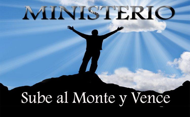 ministerio Sube Al Monte Y Vence - UnoRed