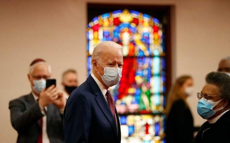 Los estadounidenses de fe tienen todo que perder con Joe Biden