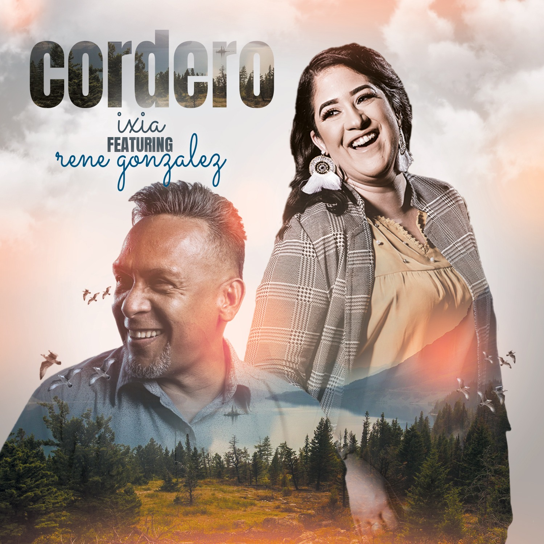 "Ixia/ nuevo sencillo ""Cordero"" junto a Rene Gonzalez"