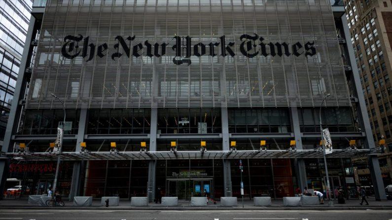 El New York Times acusa falsamente a las iglesias de ser la «fuente principal de propagación» del Covid-19