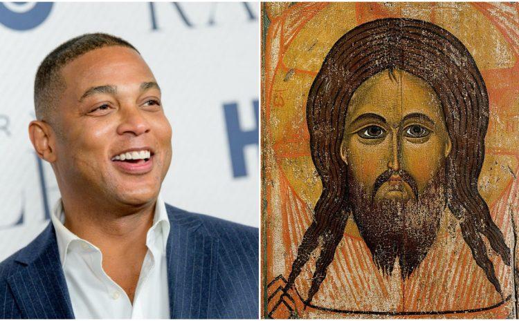 Don Lemon: Jesucristo «admitió que no fue perfecto cuando estuvo aquí»