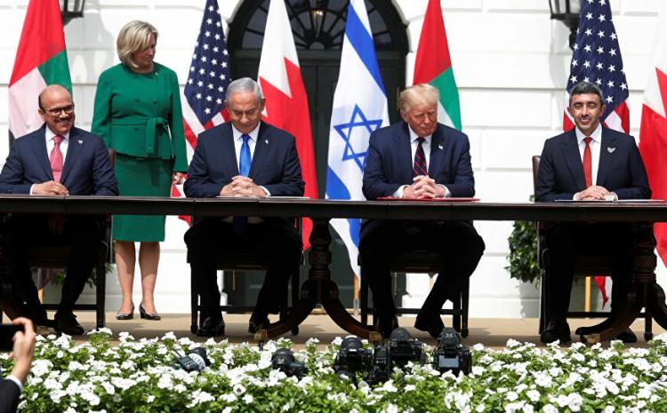 Hoy Israel firmará el «acuerdo de Abraham» con los Emiratos Árabes Unidos y Bahrein