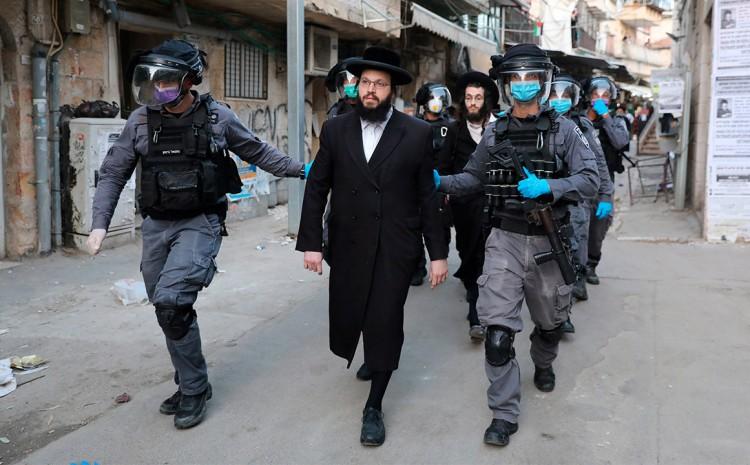 Nueva York amenaza con confinar barrios de ultraortodoxos judíos