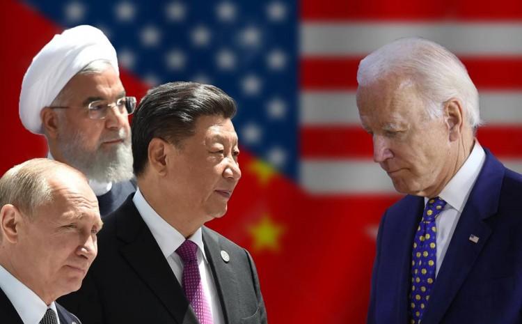 ¡Qué maravilloso momento para ser el enemigo de Estados Unidos!