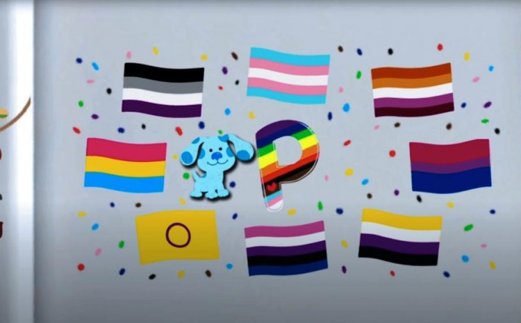 "La serie infantil ""Las Pistas de Blue y Tú"" promueve la agenda gay"