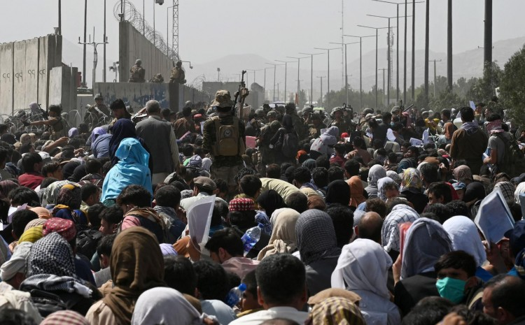 Glenn Beck y Samaritan's Purse ayudan a los cristianos «marcados a morir» a huir de Afganistán