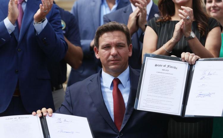 «Doy la bienvenida a la legislación pro-vida»: DeSantis señala que está abierto a la legislación como la ley Heartbeat de Texas