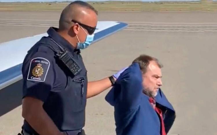 Arrestan nuevamente al pastor canadiense Artur Pawlowski