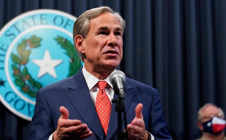 El gobernador de Texas emite una orden ejecutiva que prohíbe todos los mandatos de vacunas en el estado