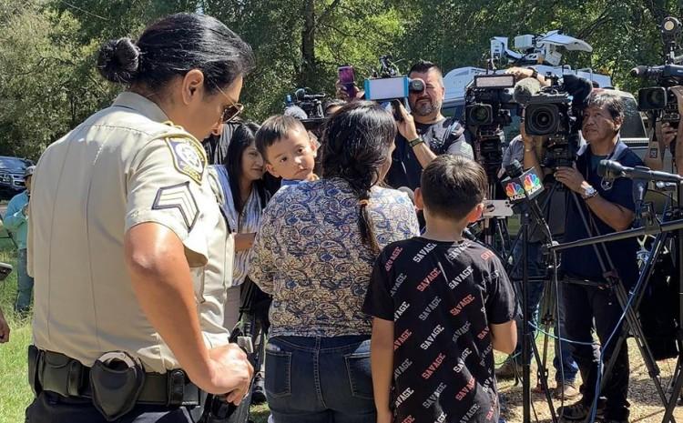 Después de orar Dios le reveló donde buscar al niño de 3 años perdido en Texas