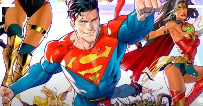 Superman será bisexual en el nuevo cómic de DC